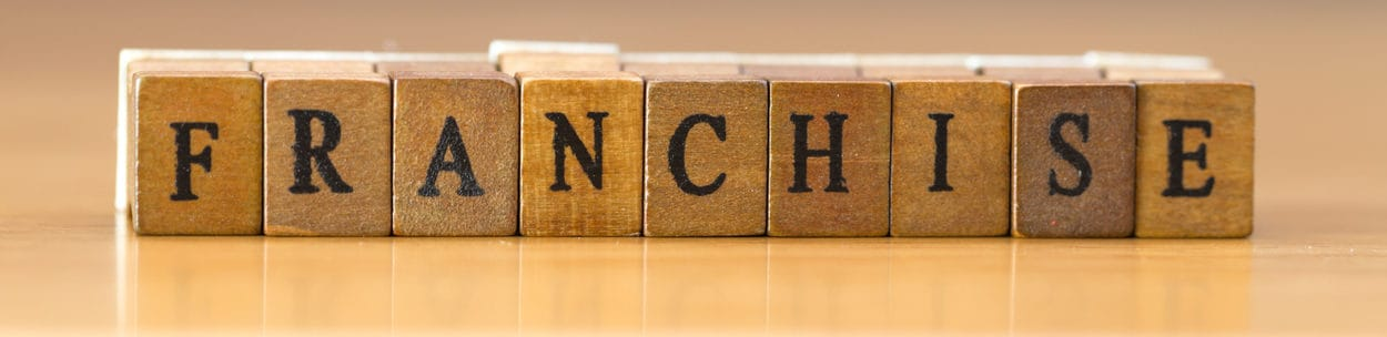 Is franchising in recession?